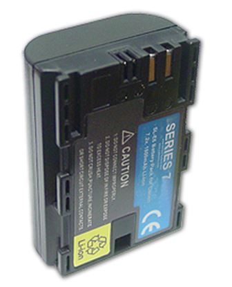 Изображение SL-E6 Series 7 Battery Pack for Canon 5D and 7D