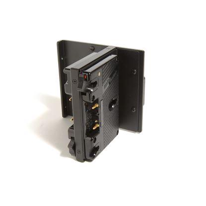 Picture of Anton Bauer Hotswap double battery mount