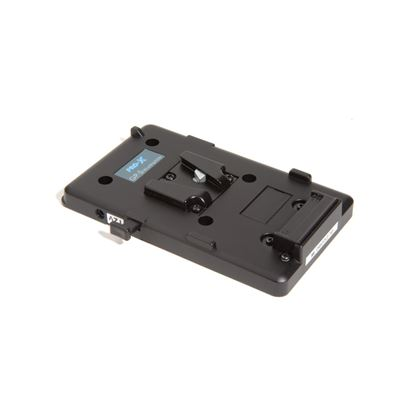 Picture of V-Mount Battery Plate with 2 P-Taps